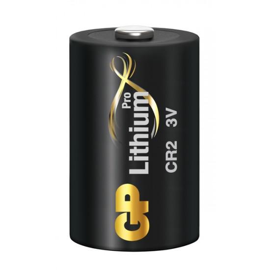 GP CR2 PRO Lithium photo battery 3V