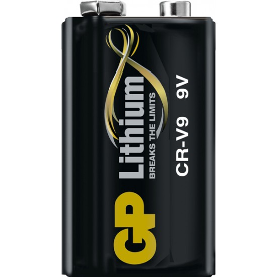 GP CRV9 Lithium battery 9V