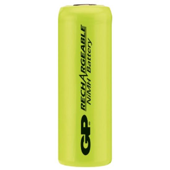GP cylindrical battery 2/3 AAA 300mAh NiMh