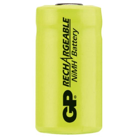 GP cylindrical battery D 9000 mAh NiMh