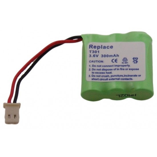 T 326 cordless phone battery NiMh