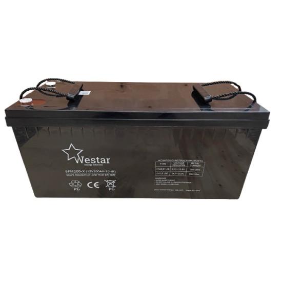 WestarLead Acid Battery 12V 200Ah for UPS