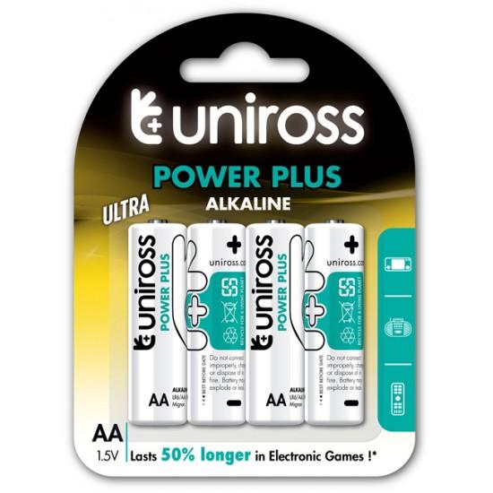 Uniross Power Plus alkaline AA - LR06